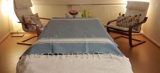 Peter Priebe Massagetherapeut in Hamburg
