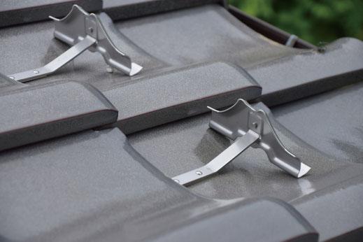 雪止め金具の交換・取り付け|屋根のオカダ(大宮)