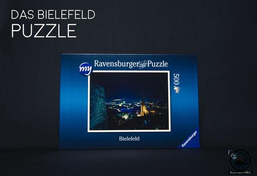 Bielefeld Puzzle von Ravensburger