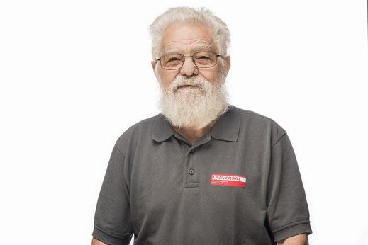 Erich Wälti, Branschutz-Instruktor