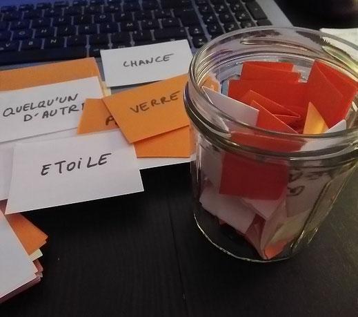 Des textes pour vous donner envie d'écrire