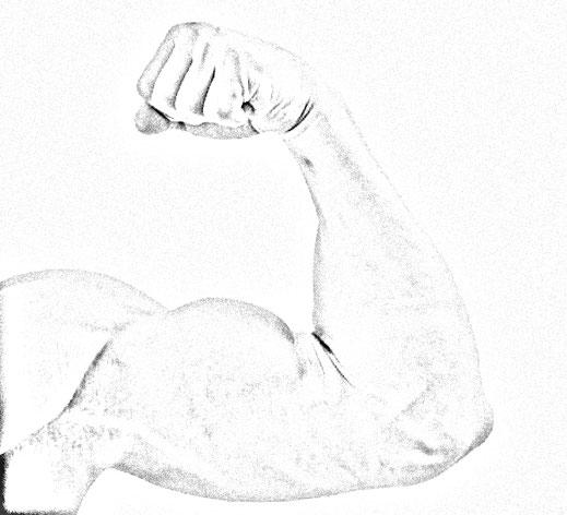 Eigenleistung lohnt sich - attraktive Muskelhypothek