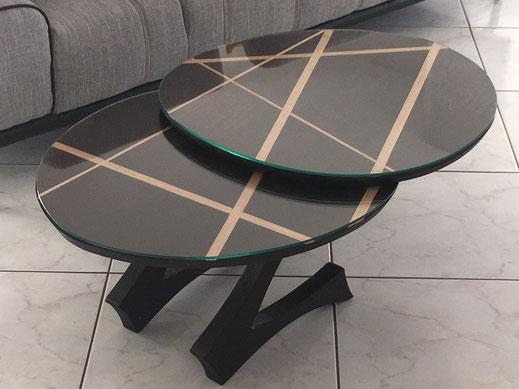 TABLE BASSE DESIGN MONTPELLIER