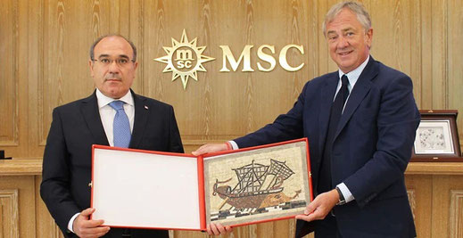 La Goulette bei Tunis in das Mittelmeer-Programm für Sommer 2022 aufgenommen