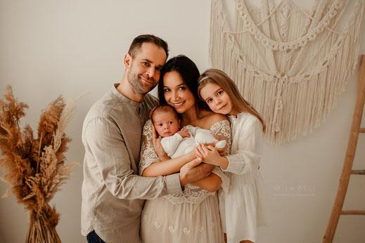 Babyfotograf Fotostudio Neugeborenen Potsdam