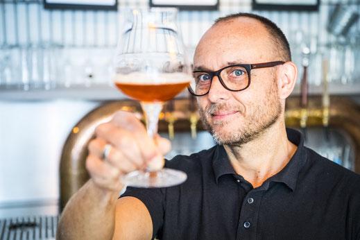 Karsten Morschett - Biersommelier.Berlin - Virtuelles Biertasting - Live Bierverkostung