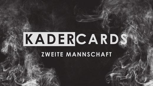 Kader - 2. Mannschaft - Kreisliga B Alsfeld