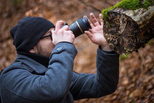 Moos ganz groß - Foto & Bearbeitung Dustin Schoel Photograhy