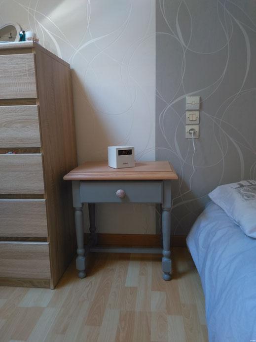 relooking chambre meuble commode chevet lit gris bois le mans sarthe (4)