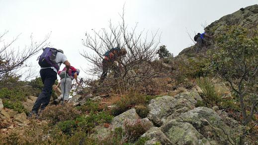 Randos Canétoises vous propose une randonnée difficile, à la journée, d'une distance inférieure à 20 km, dénivelé inférieur à 1000 m, IBP inférieur à 105, c'est la rando loisir.