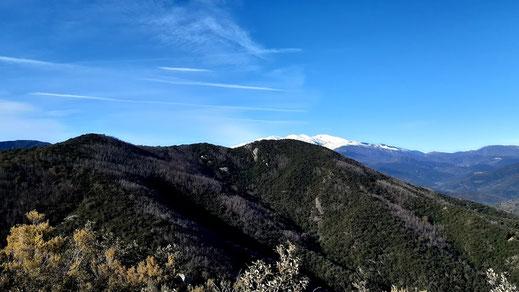 Randos Canétoises : Col de Palomère - Mines de La Pinouse le 10 septembre 2019