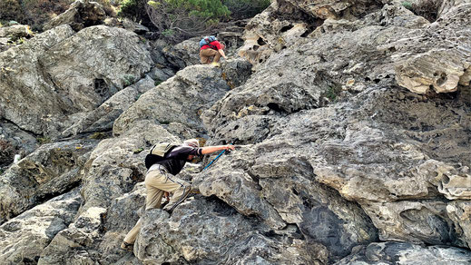 Randos Canétoises : Niveau 3 El Port de la Selva Cap Gros  - 26 avril 2019