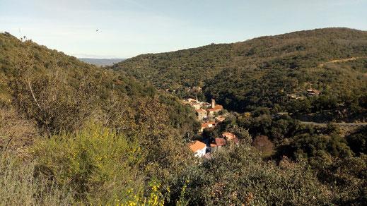 Randos Canétoises: Niveau 1 Saint-Michel de Llotes , les dolmens le 1 mars 2019