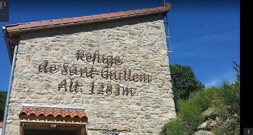 Rando découverte au départ de La Llau vers le refuge de Saint Guillem le 10 octobre 2017