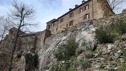 Randos Canétoises : Niveau 3 Vernet-les-Bains Saint-Martin du Canigou le 28 février 2020