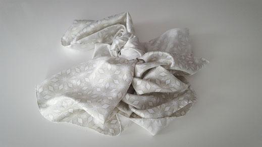 Sjaals laten maken