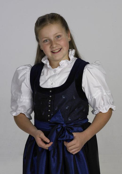 Sophie Klaus als Preisträgerin und Engelsstimme 2007