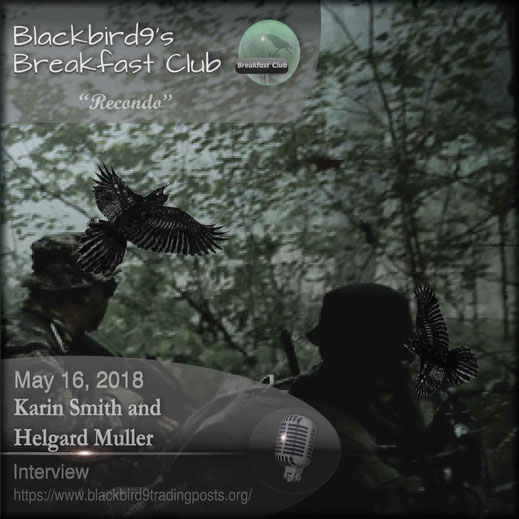 Karin Smith and Helgard Muller - Blackbird9