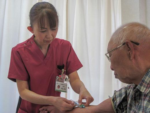 こうまつ循環器科内科クリニック 予防接種