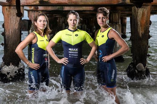 Schwimmen Triathlon Frauen