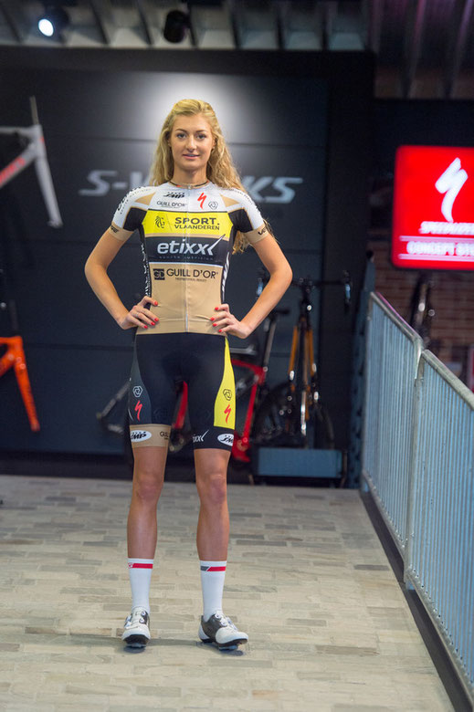 Verge Sport Frauen Team Topsport Vlaanderen