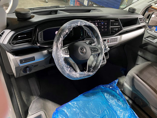 Pandora Smart Pro für VW T6.1 Berlin