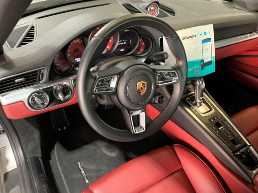 Pandora Smart Pro V2 Porsche 991