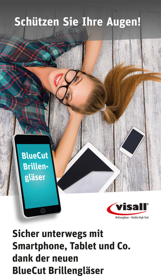 BlueCut Brillengläser