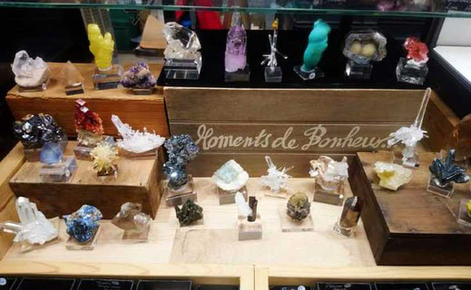 Kristalia Mineral Expos Bourse Millau 2021