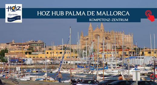 HOZ HOCHSEEZENTRUM INTERNATIONAL | Segeltörns Balearen | HOZ Hub Palma de Mallorca | www.hoz.ch