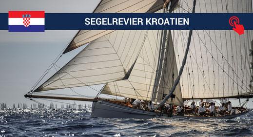 Kroatien | das Segelrevier des HOZ Hochseezentrums | www.hoz.swiss