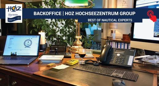 PROFICIENT | HOZ Backoffice | Hochsee Törnbüro | www.hoz.swiss