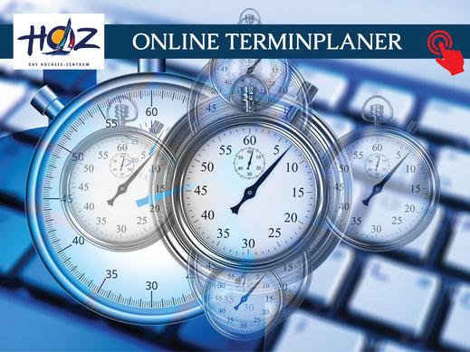 HOZ HOCHSEEZENTRUM INTERTATIONAL | Online Terminplaner der HOZ Gruppe | www.hoz.swiss