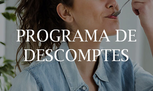 Programa de descomptes