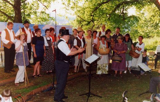 Serenade unter den Linden