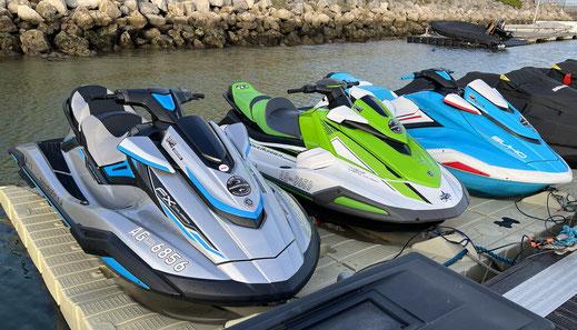 2020 Yamaha Waverunner ©www.marine-education.co.uk
