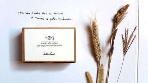 cartes carterie poésie cartes à messages calligraphie narrature design graphic design carte grahique carte illustrée recycled paper