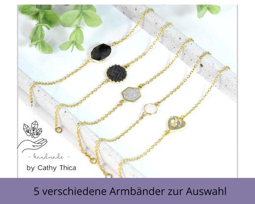 Edelstahl Armband  11,90 €