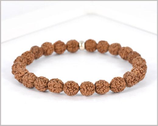 Edelstein Armband für Männer mit Jaspis - Stabilität -