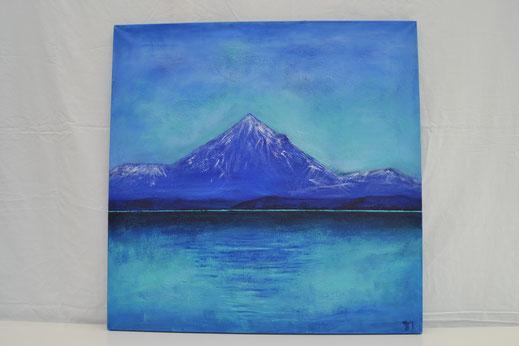 Bild Nr. 28, NIESEN, Acryl, 60x60 cm