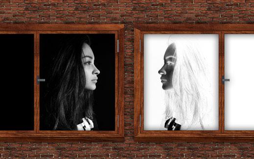 Bild Selbstreflexion