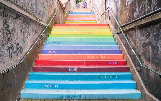 Bild Treppen