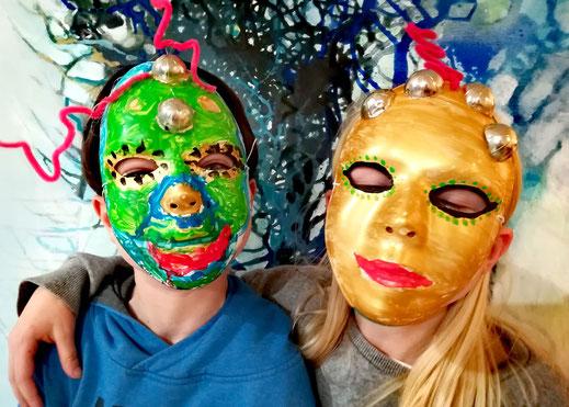 Kinderatelier Atelier Rauschend Kunstschule Malschule Kinder Kindergartenatelier Jugendatelier