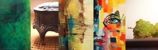 La photographie d'objets d'art et d'artisanat