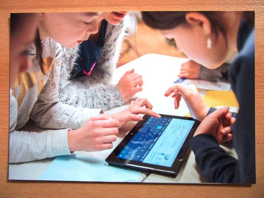 Tablets für die Realschule Niedermünster in Regensburg