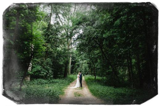 Als Hochzeitsfotograf im Waldhof