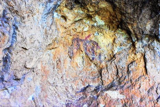 Piedra del Letrero de Huéscar