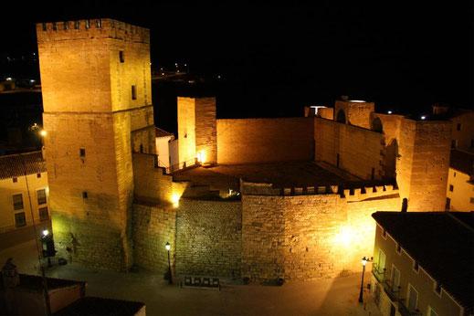 Castillo Alcazaba de las Siete Torres de Orce