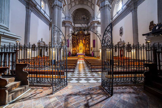 Iglesia-Colegiata de Santa María de Huéscar