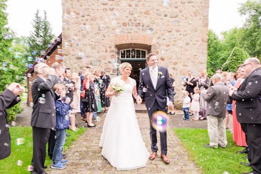 Trauung, Hochzeitsreportage, Kirchlinteln, Rotenburg Wümme, Niedersachsen